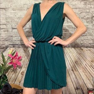‼️SISLEY Soft pleated Midi Dress XS‼️